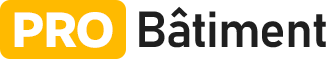 Logo PRO Bâtiment